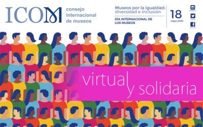 Día internacional de los Museos: este año un día de celebración virtual y solidaria