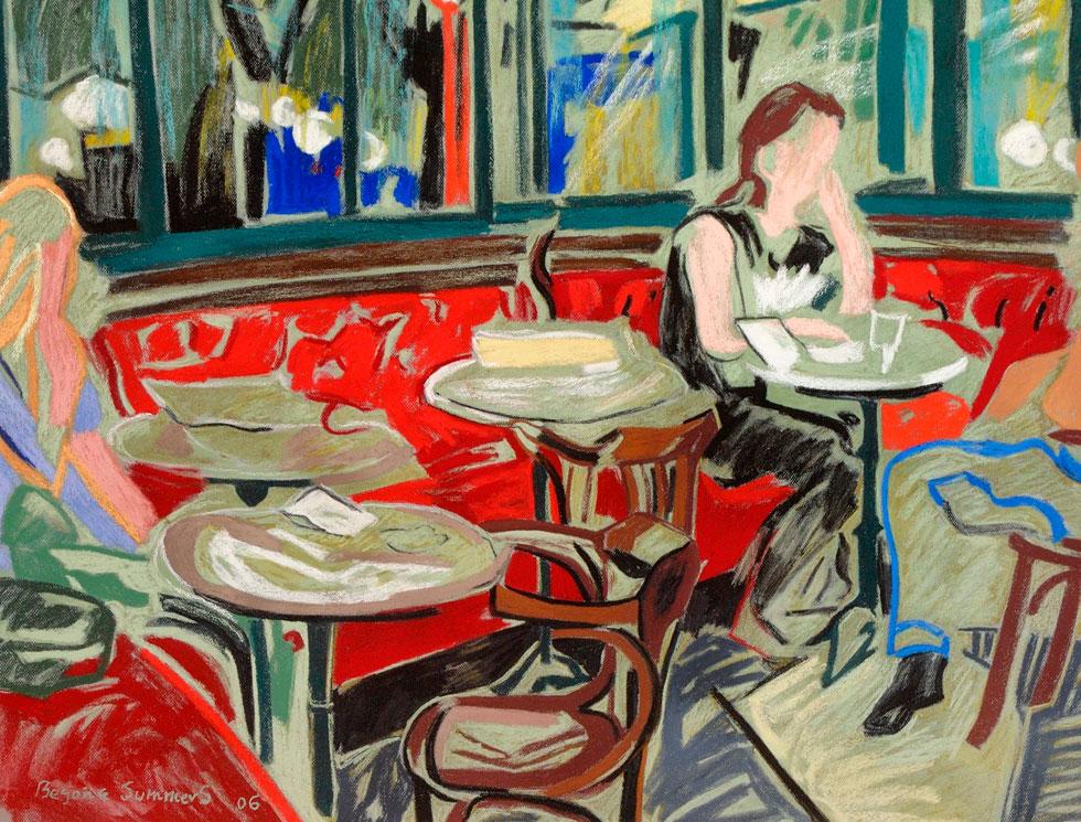 El pabellón del espejo, Begoña Summers, Sala 17