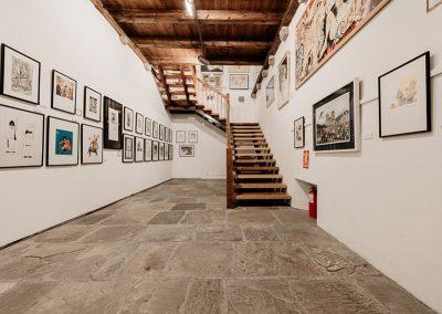 Sala 6 Ilustración