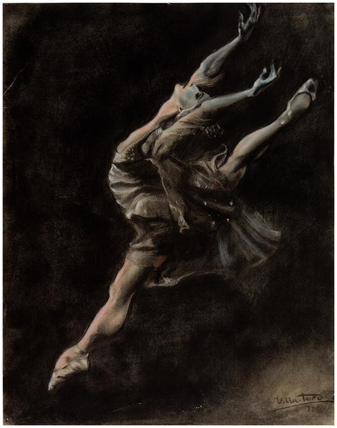 La danza, Antonio Villa-Toro, Sala 8