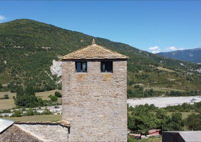 Torre Sur, mirador