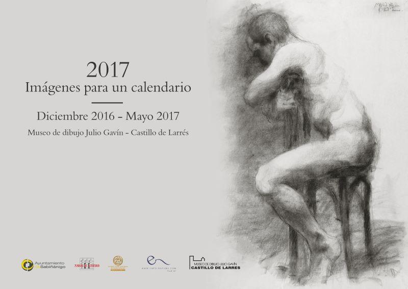 2017, Imágenes para un calendario