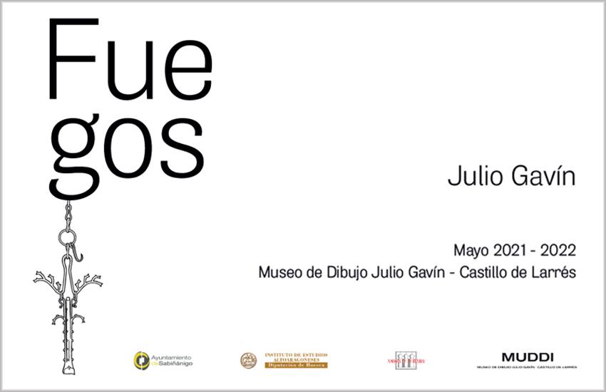 «Fuegos», exposición temporal del 50 Aniversario Amigos de Serrablo