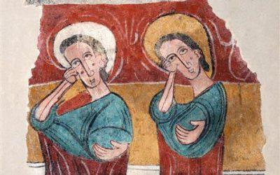 Taller de pintura al fresco