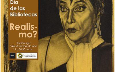 Día de las Bibliotecas: Exposición «Realismo?» con fondos del MUDDI